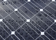 Energy Saving Silicon Energy Solar Panels 6.39 A For Solar Power System