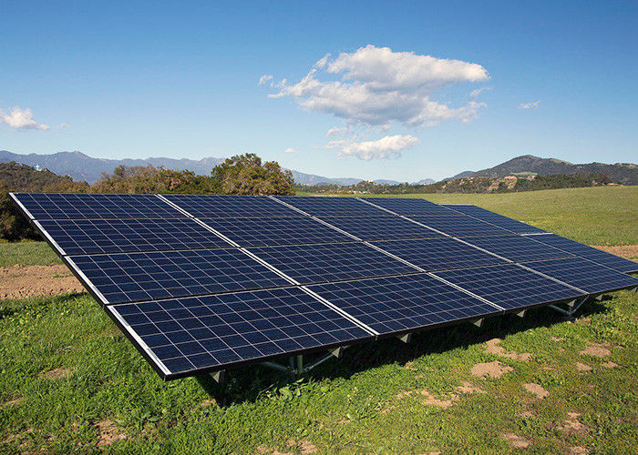 Stable Stock Solar Panels 40 To 85 ºC Operating Temperature 10 Years Warranty