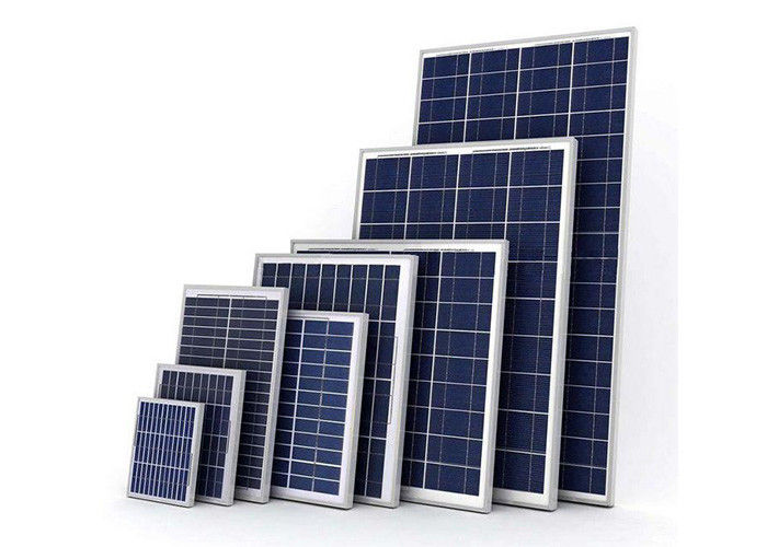 Eco Friendly Polycrystalline Yingli Green Energy Solar Panels Long Life Span